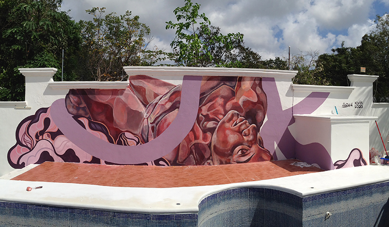 Ledo Delfin collab cancun