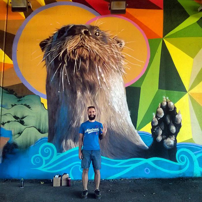 Ledo Otter Toronto self