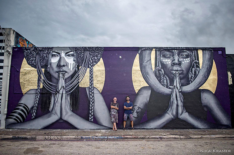 Ledo. Fin Dac. the Sun Goddesses