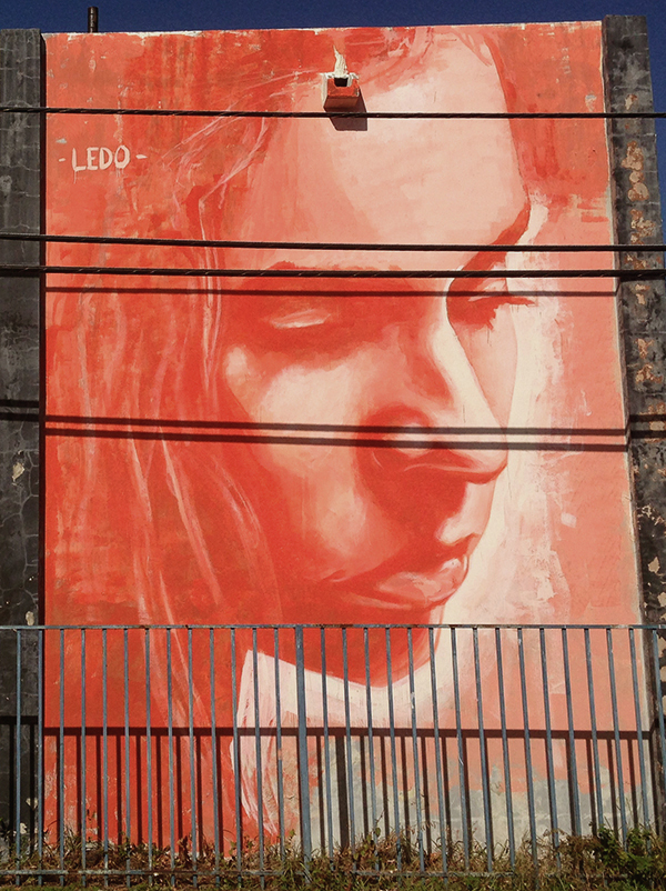 kevin ledo - miami red portrait