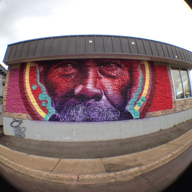 ledo Moncton fish eye