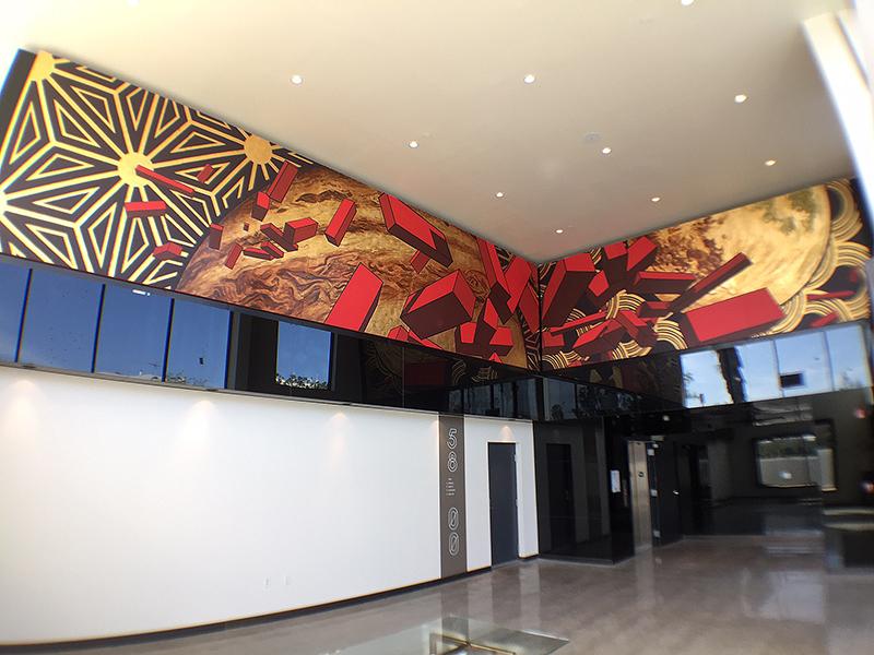 ledo harold lobby