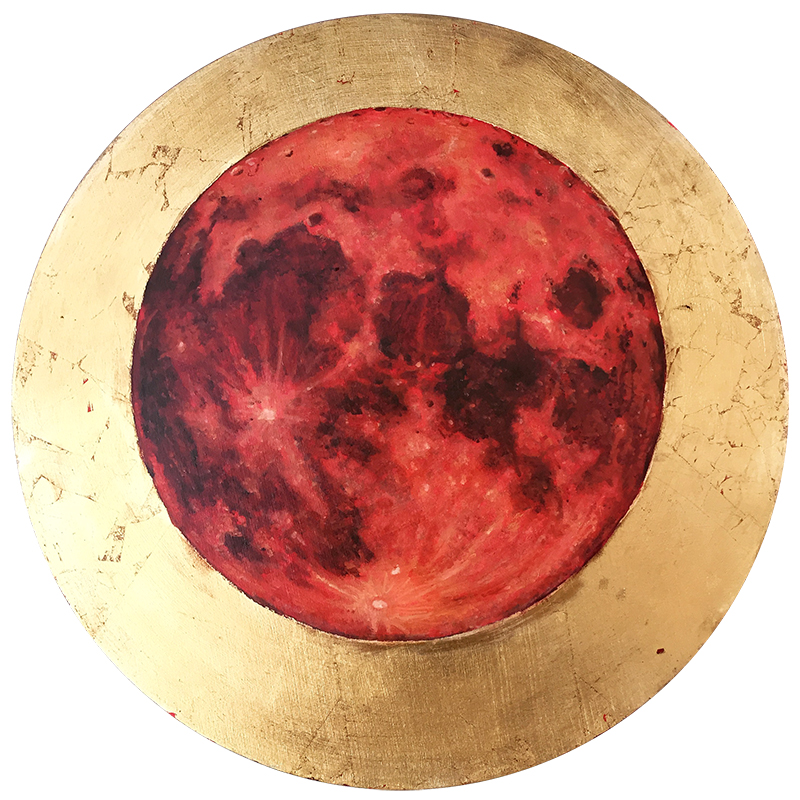 ledo red moon